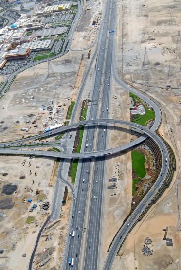5th Interchange On Sheikh Zayed Road