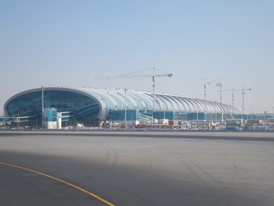 Dubai Intl. Airport