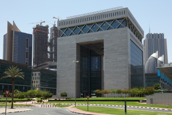 The Dubai International Financial Centre